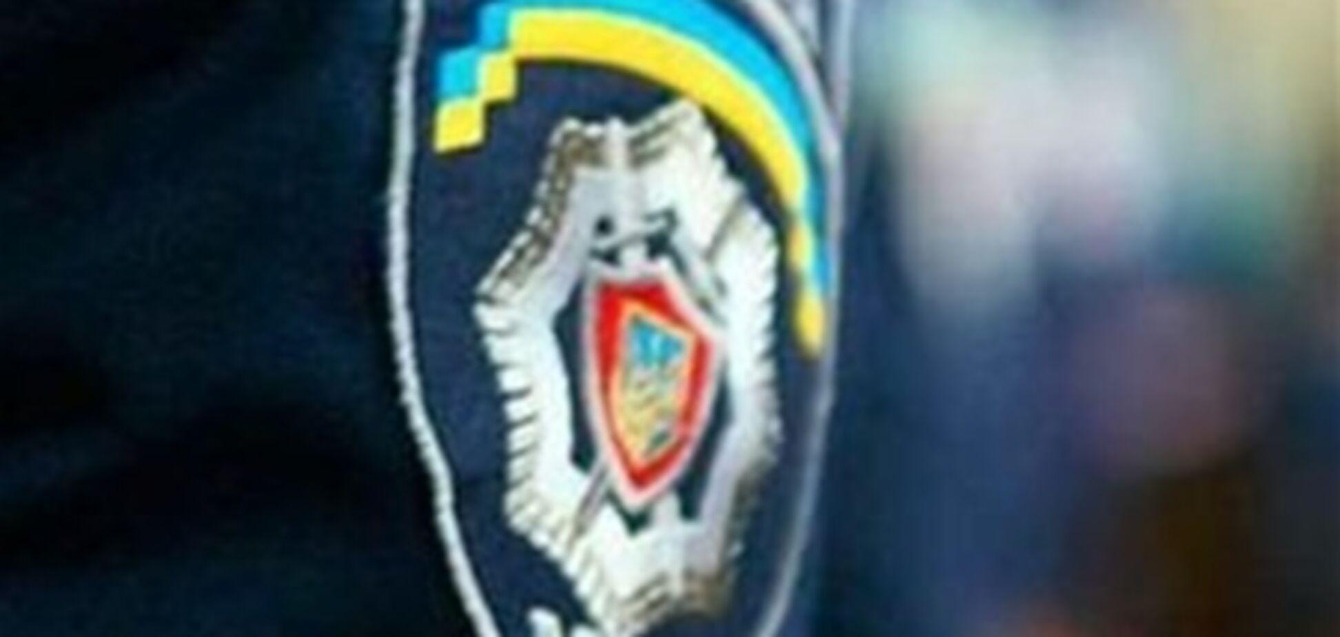 Міліція порушила справу за фактом підпалу автомобіля опозиціонера в Луганську