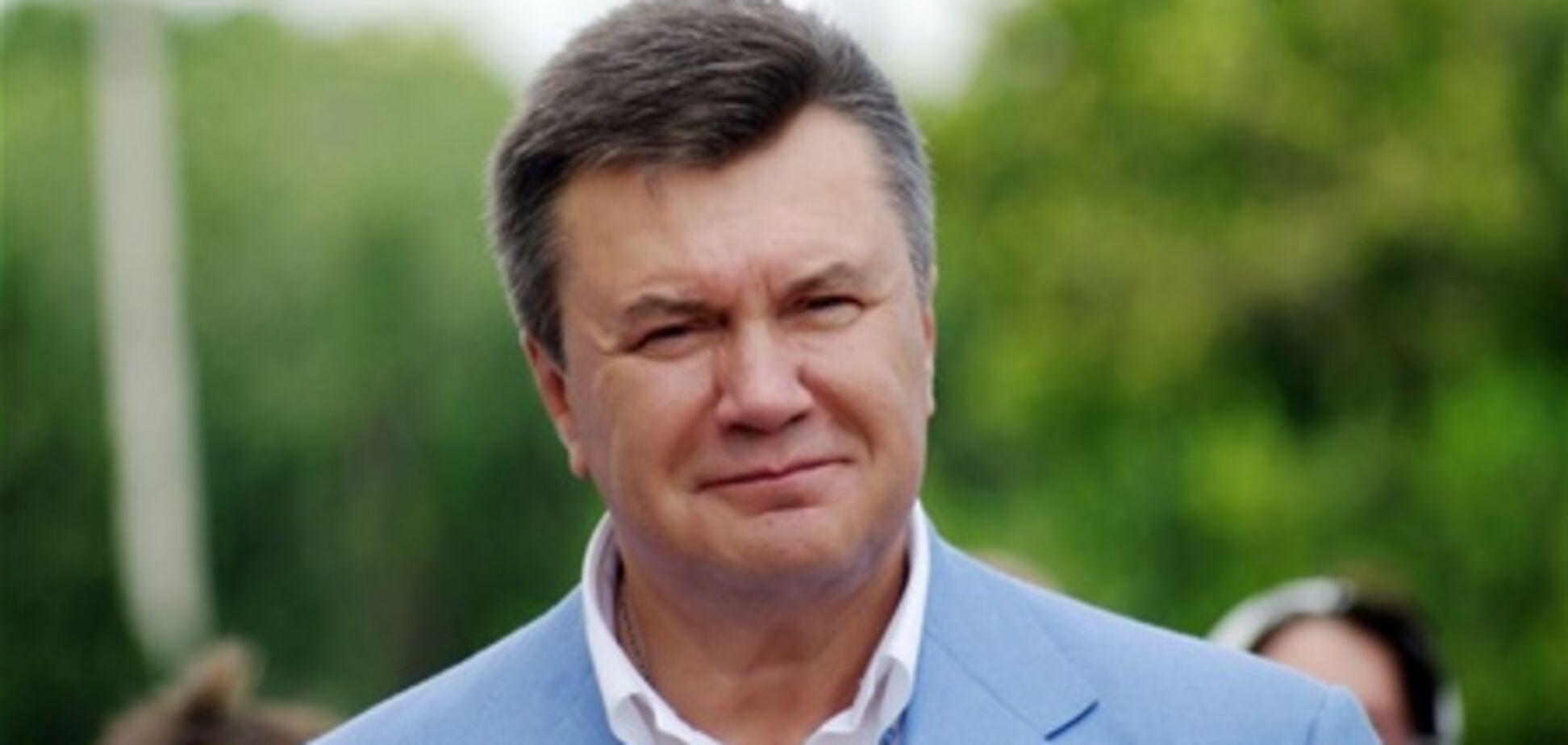 Скандаліст Сафронов написав портрет Януковича