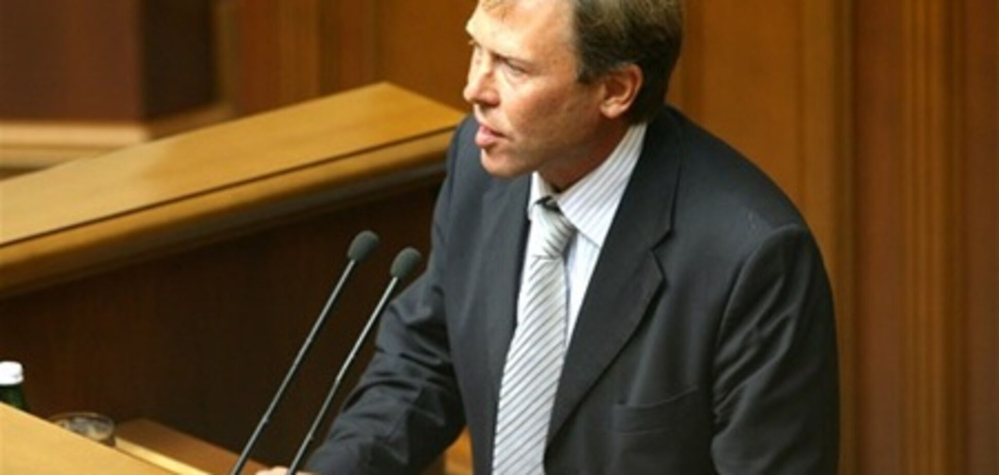 Соболєв: Тимошенко залишається найбільш рейтинговим політиком