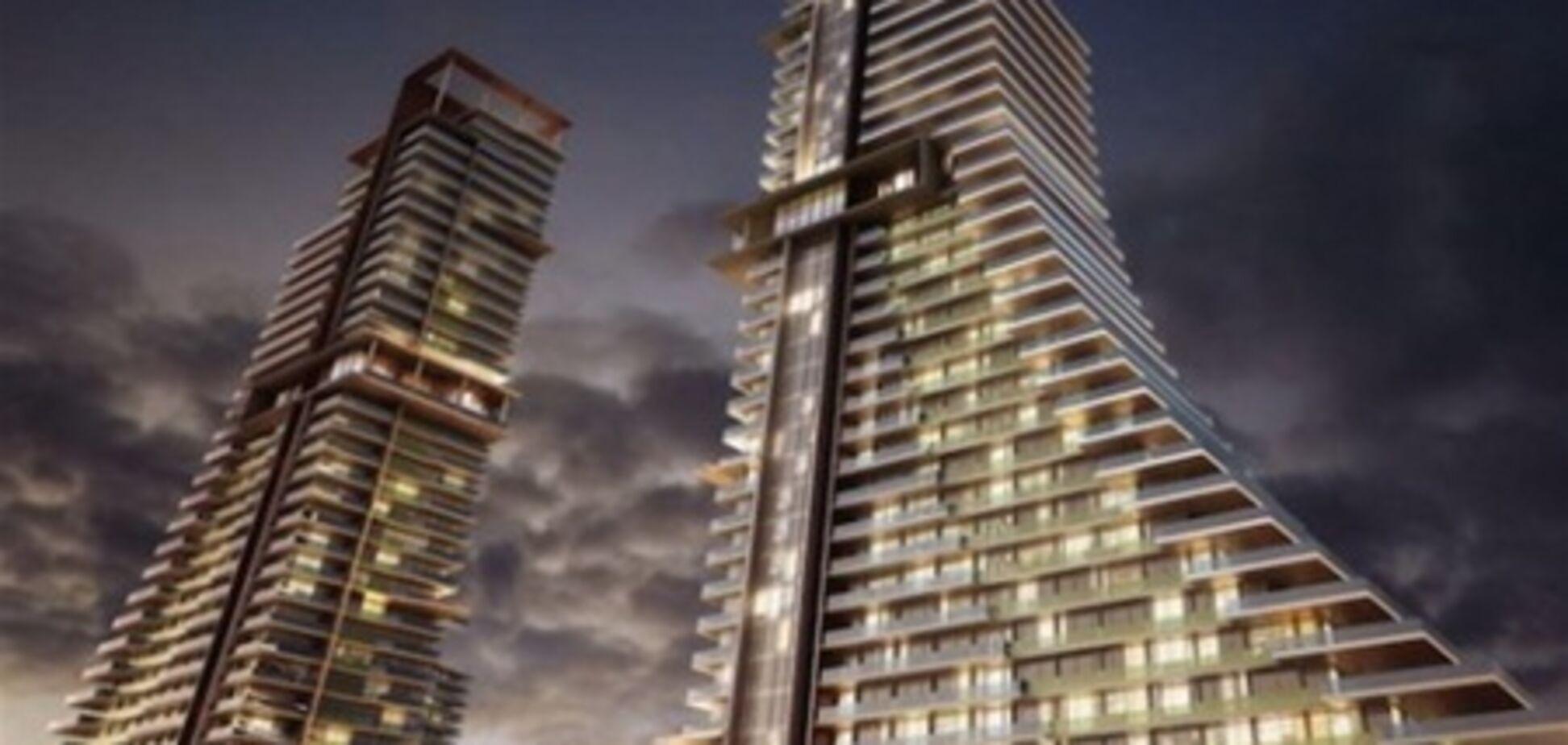 Swarovski построит небоскреб в Индии