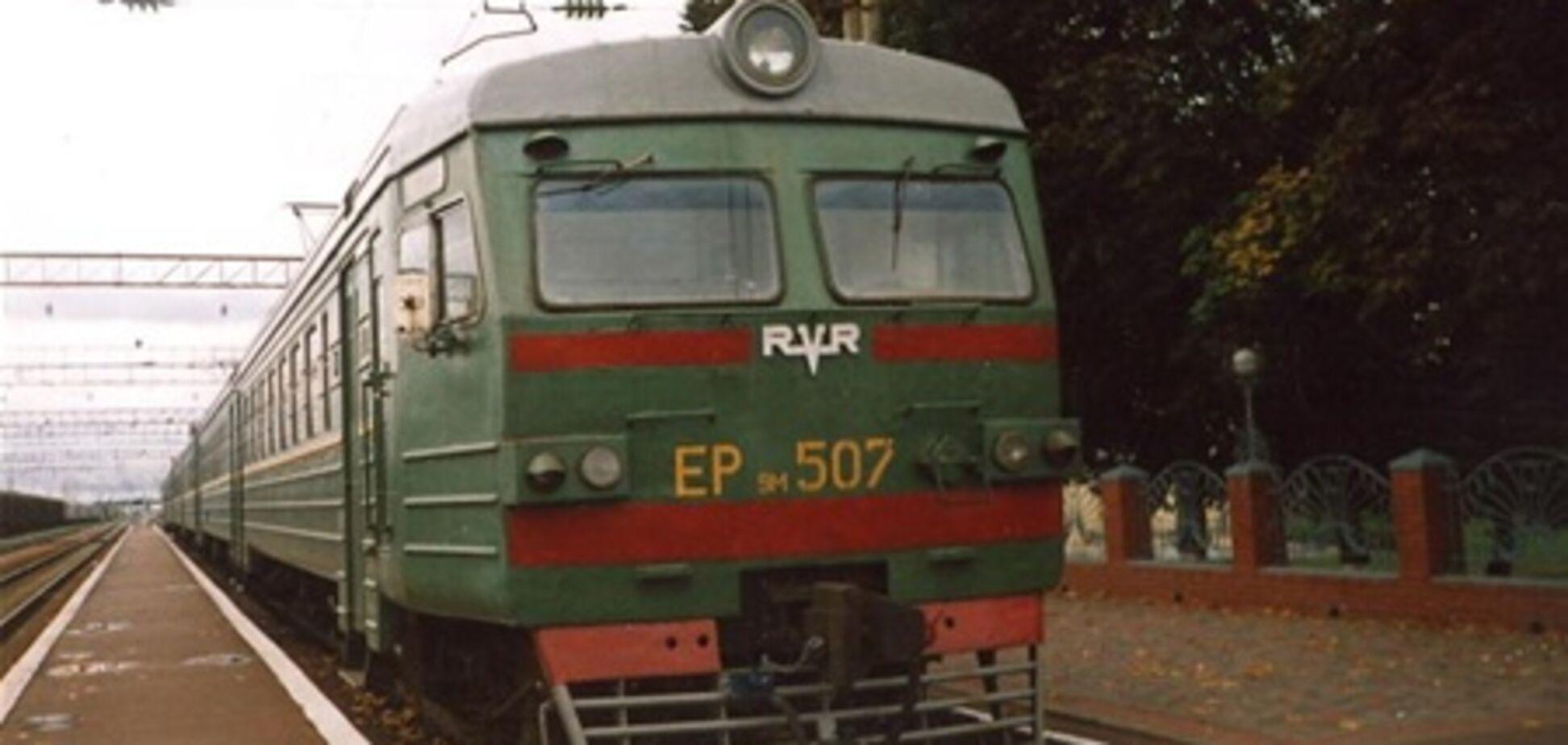 Поїзд Київ-Львів вбив людину