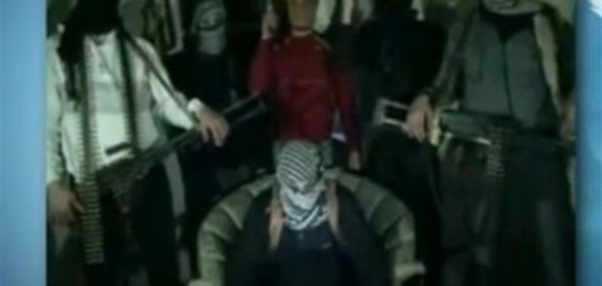 Сирийские боевики обещают не выпускать украинцев живыми из Сирии