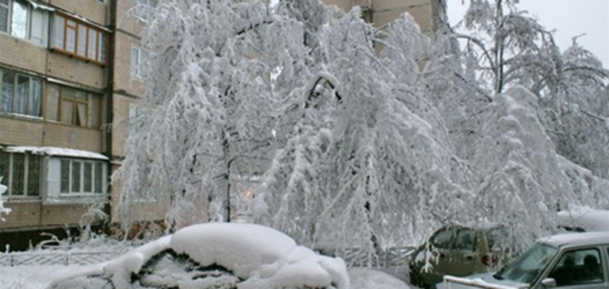 Азаров доручив перевірити готовність спецслужб до прибирання снігу