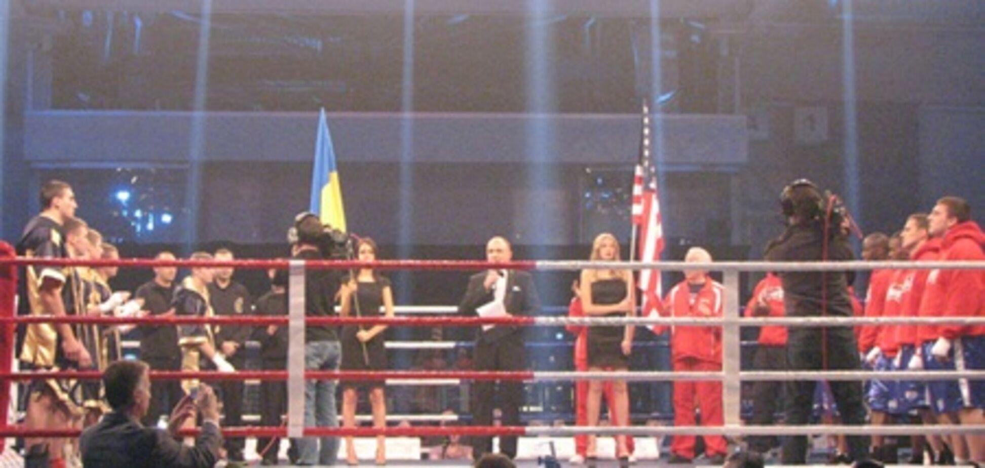 'Украинские атаманы' выиграли свою первую встречу в WSB