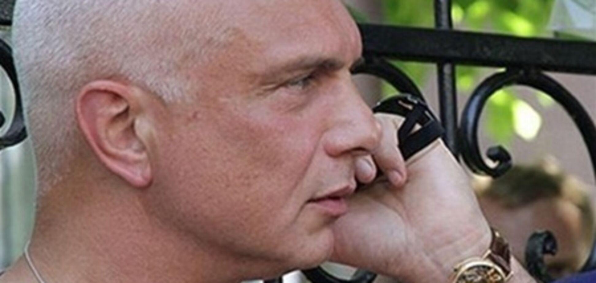 Мужу Тимошенко запретили распоряжаться своими акциями
