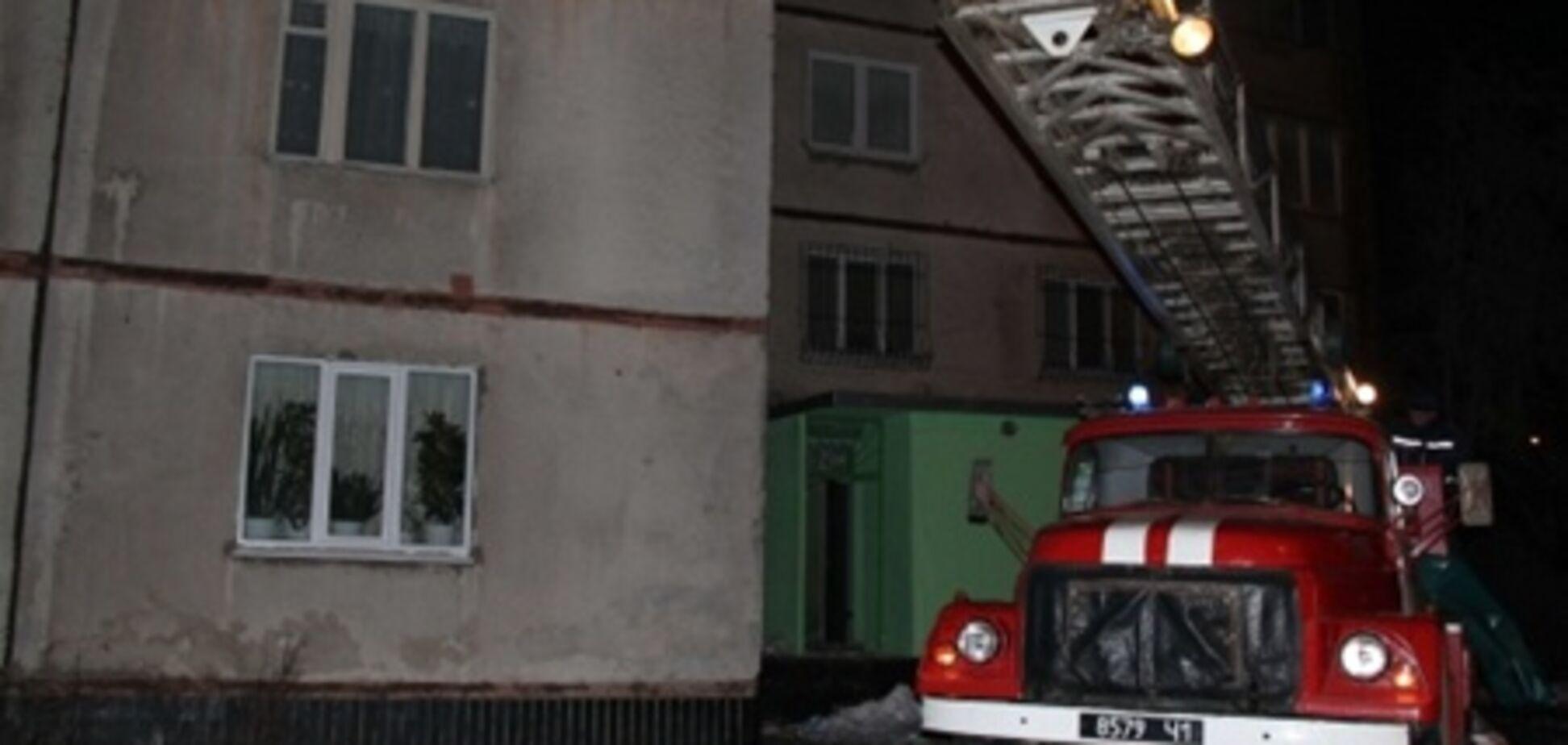 Вибух будинку в Харкові: затриманий чоловік, що приніс газовий балон