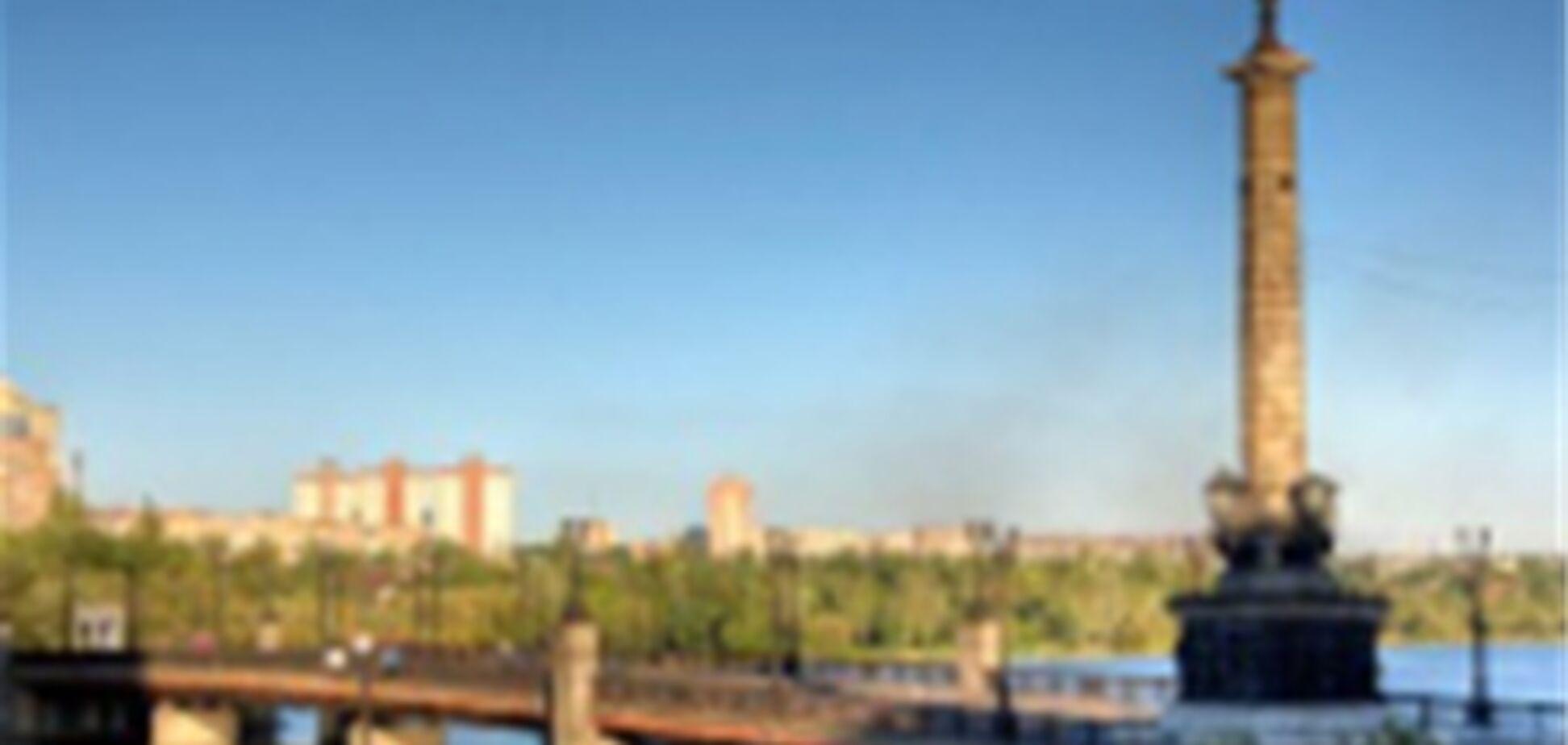 В Донецке отремонтируют набережную за 12 млн грн