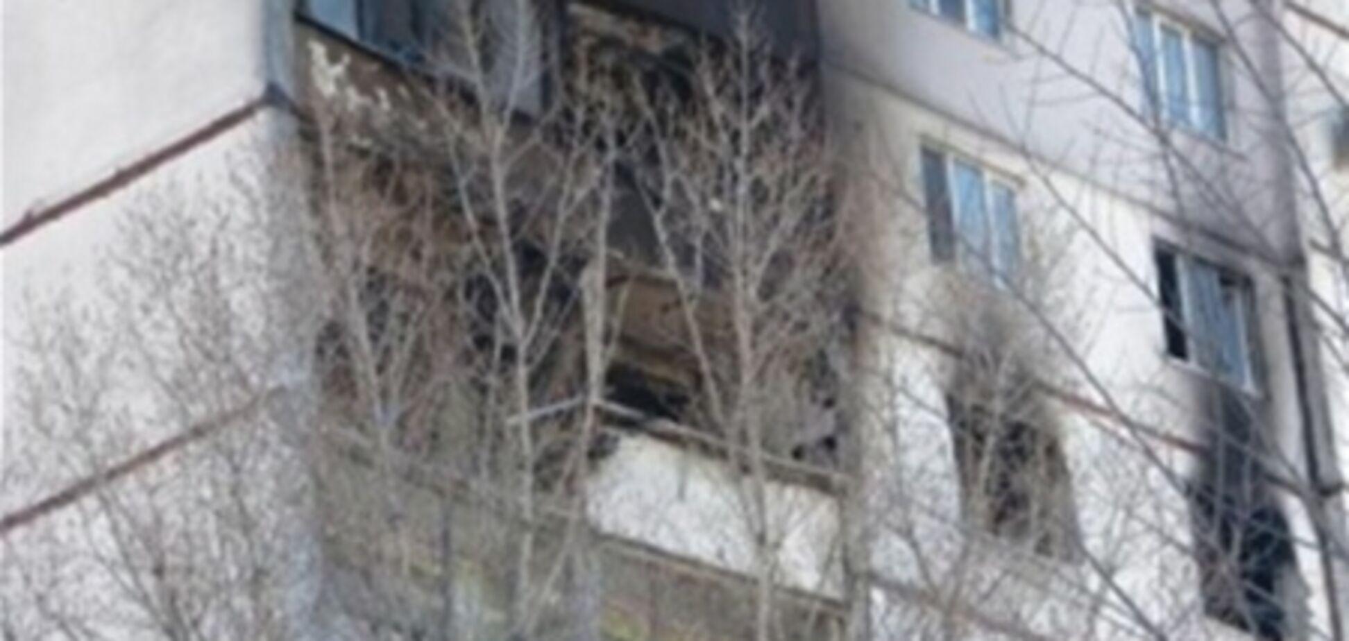 'Харківміськгаз': причиною вибуху став пошкоджений газовий балон