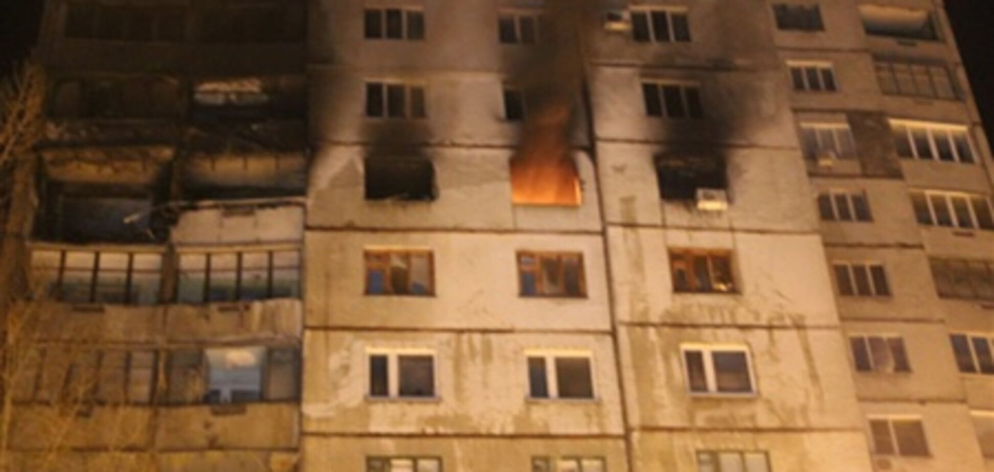 Вибух у Харкові взяла на контроль прокуратура