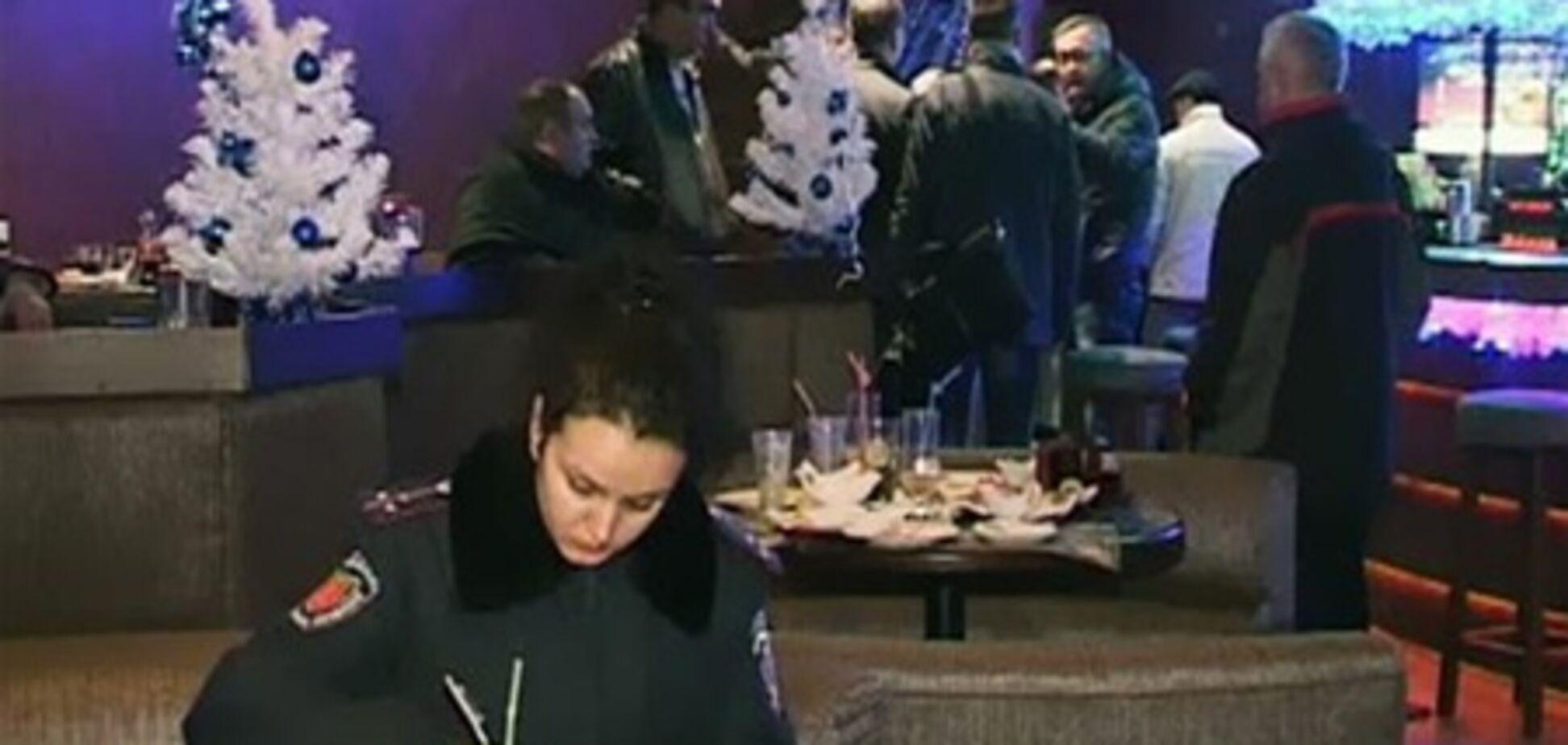 Міліція шукає хлопця, який намагався перешкодити стрільцям в нічному клубі Одеси