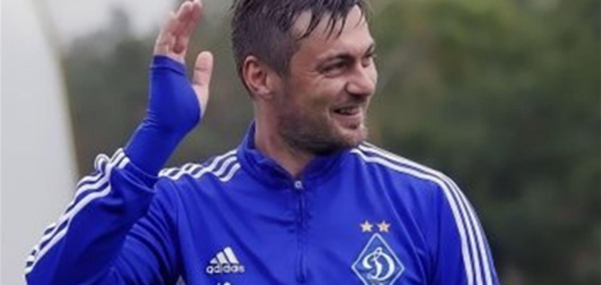 Блохин: Милевского в 'Динамо' больше не будет