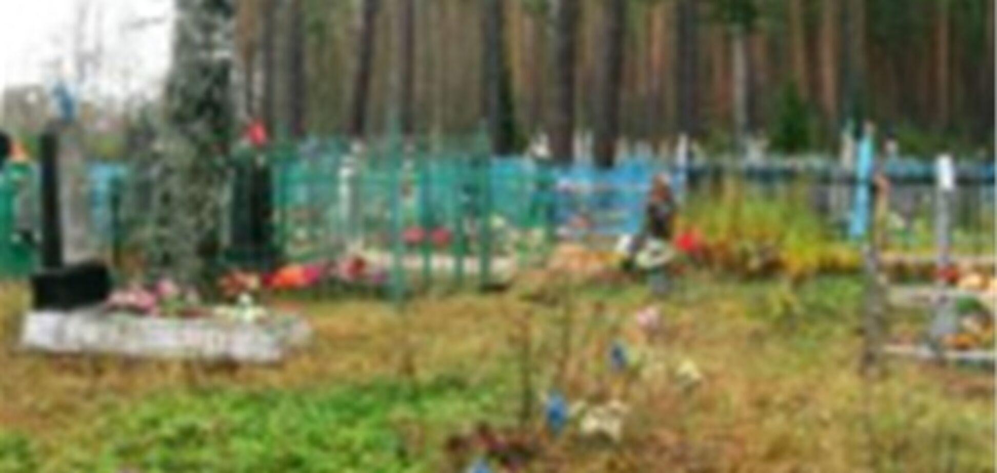 В Киеве хотят превратить лес в кладбище
