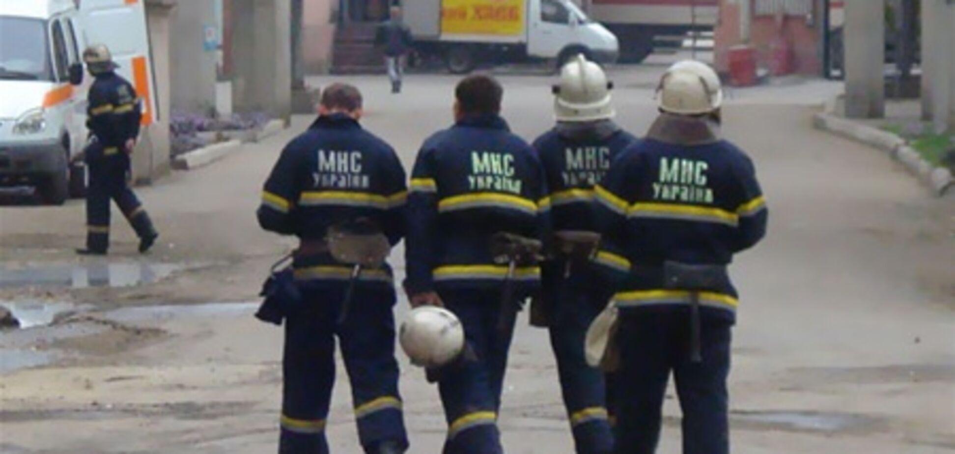 Пожежа в гуртожитку на Рівненщині: евакуйовано 240 студентів