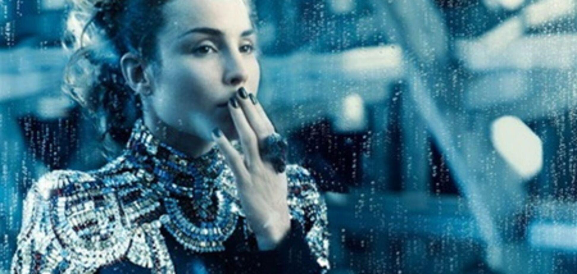 Нуми Рапас в Vogue: суровая красота из Швеции