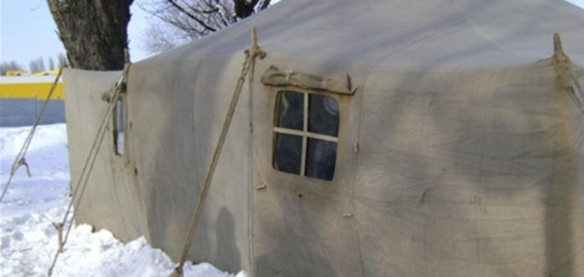 У пунктах обігріву від морозу врятувалися майже 20 тисяч осіб