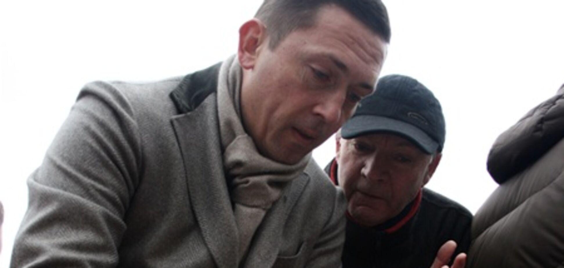 Одесский депутат записал собственный диск с 'Муркой'