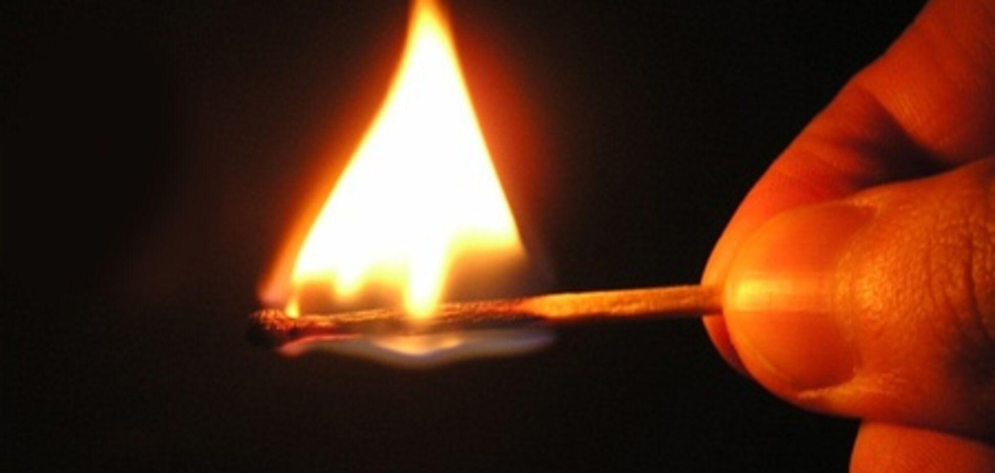 У Кіровоградській області на пожежі загинули двоє людей