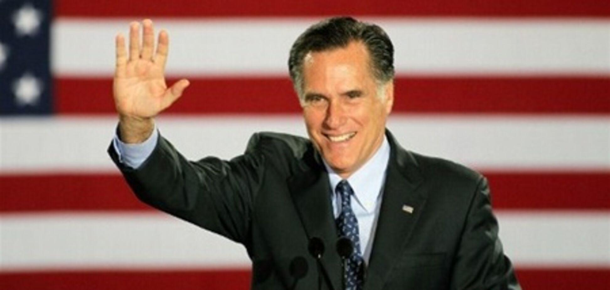 Сын Ромни: отец не хотел идти в президенты