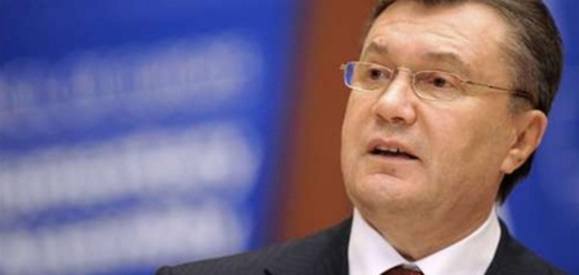 Президент требует от Азарова и Акимовой усилить дерегуляцию