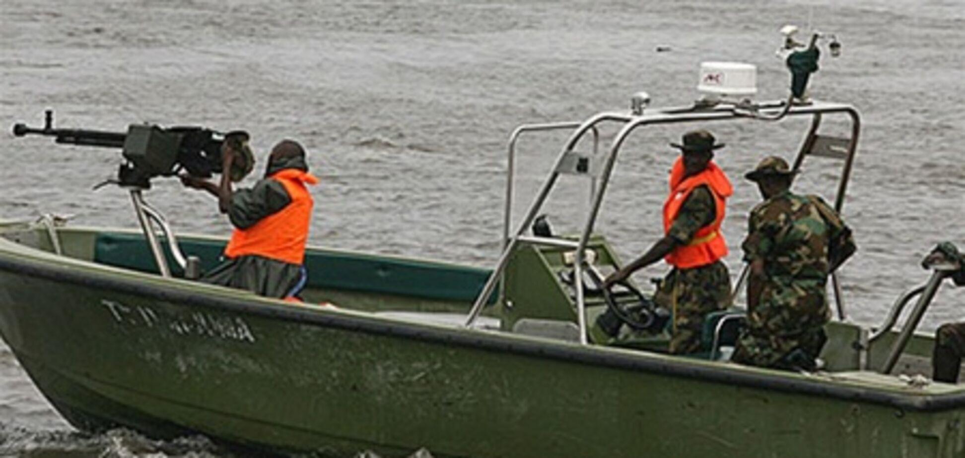 ЗМІ: серед викрадених біля берегів Нігерії моряків є українець