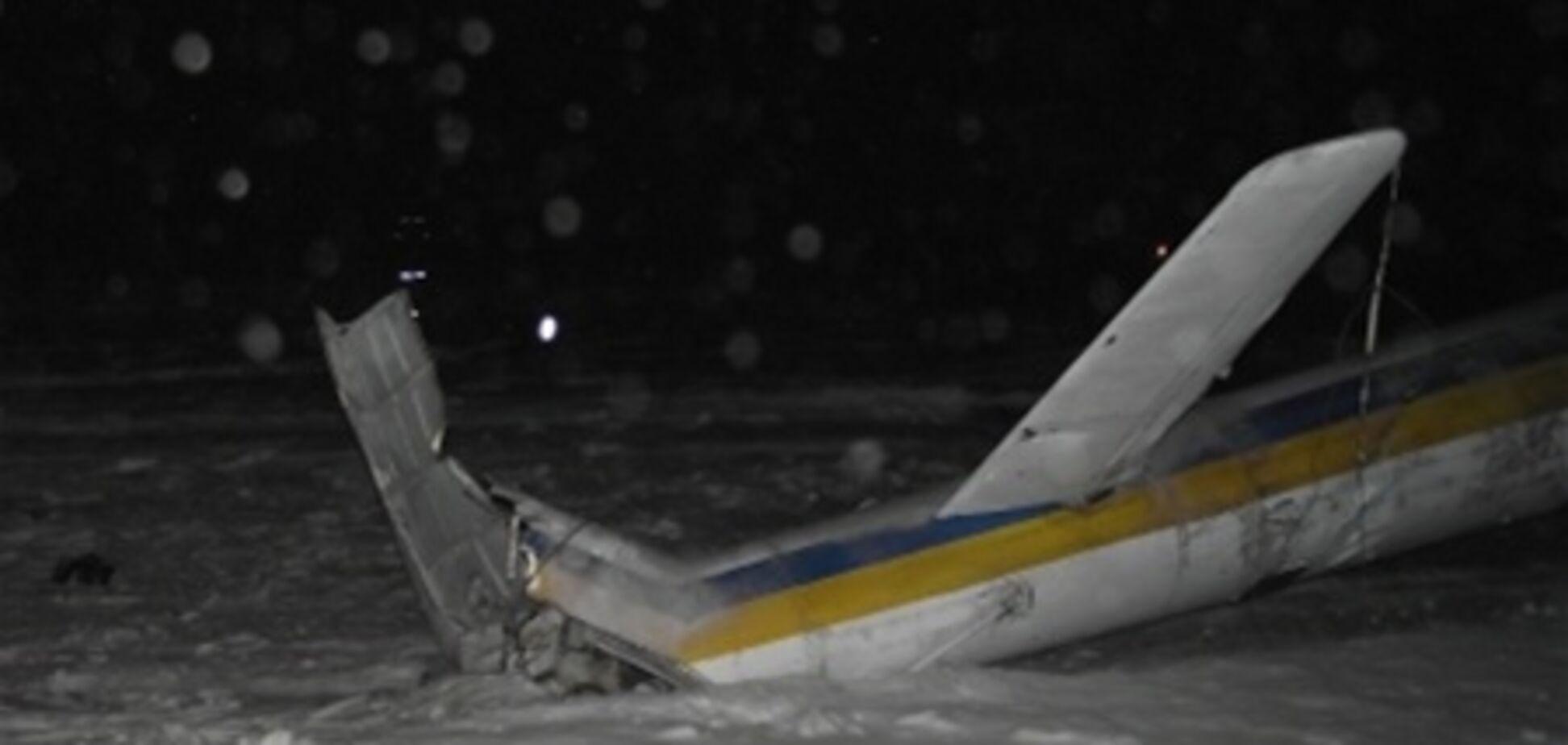 На гелікоптері, що розбився на Кіровоградщині, раніше літав Луценко