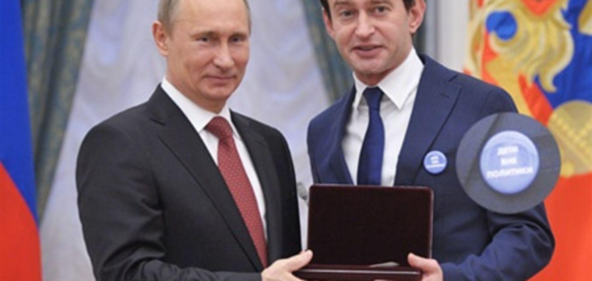 Поступок Хабенского на встрече с Путиным не остался незамеченным. Фото