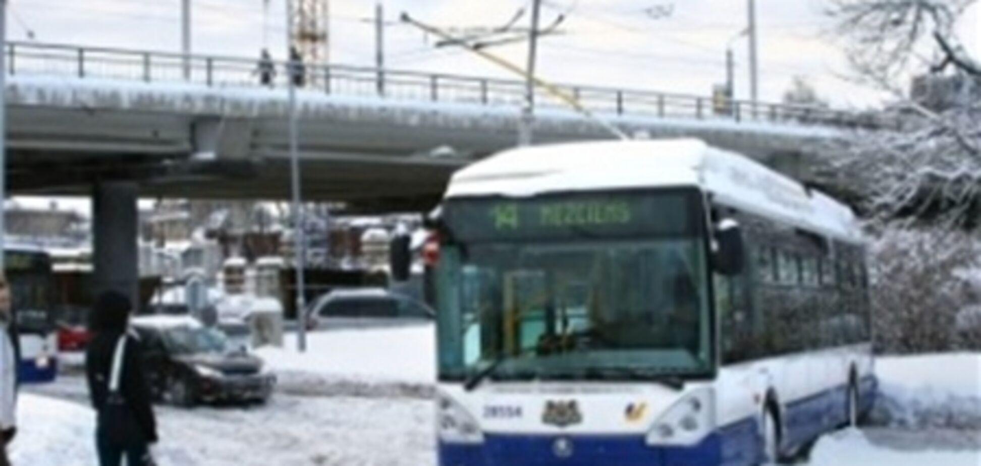 У Краматорську через борги по зарплаті не ходить громадський транспорт