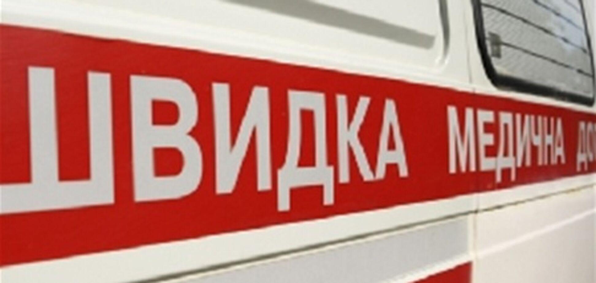 У Львові на смерть збили лейтенанта міліції