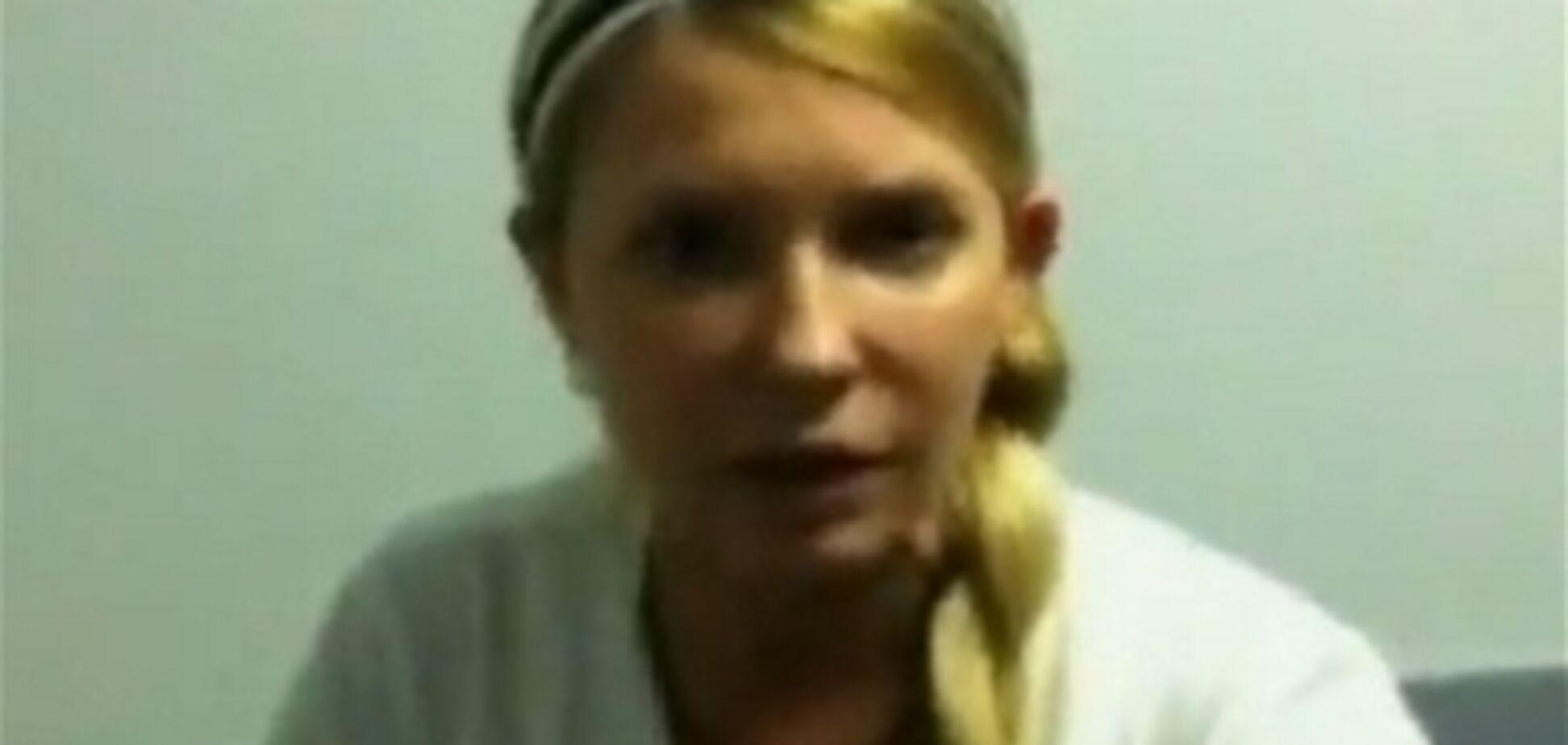 Тимошенко порадують штучною ялинкою в палаті