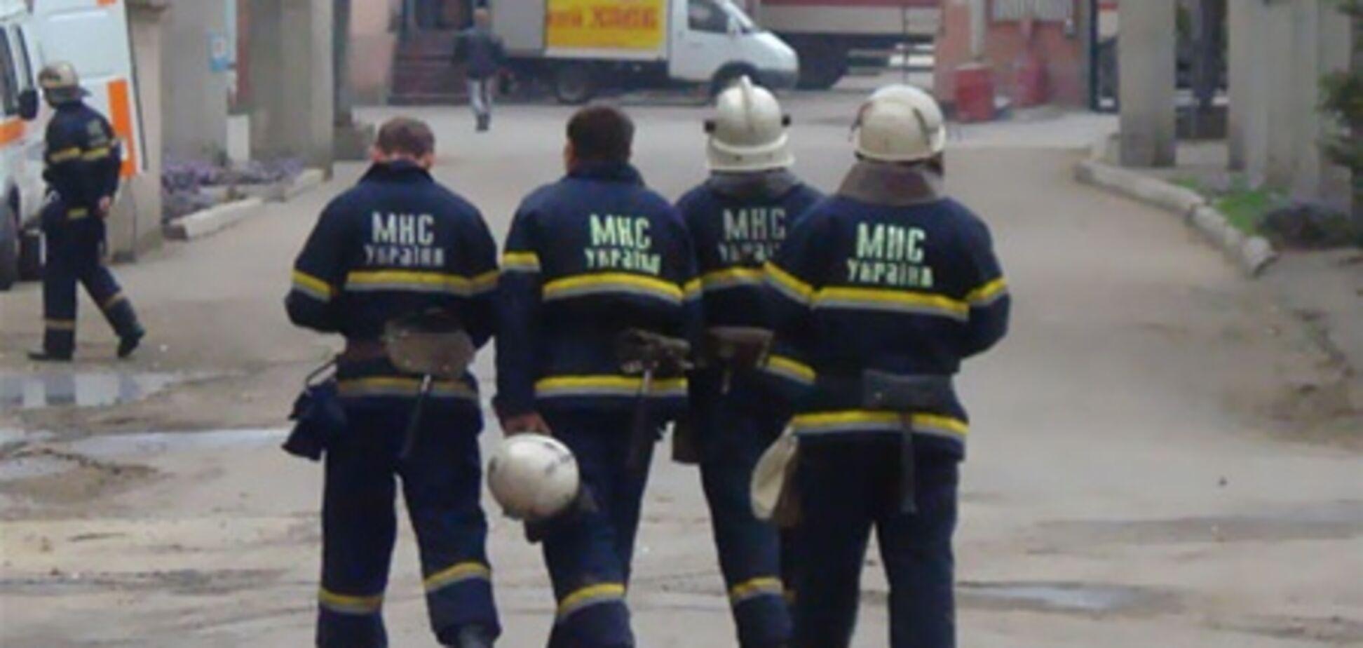 Із задимленої багатоповерхівки в Тернополі евакуйовані 12 осіб