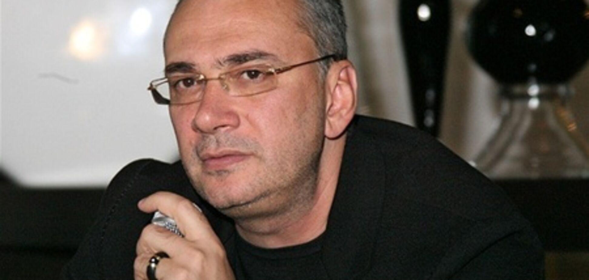 МВС: Меладзе може покидати Україну