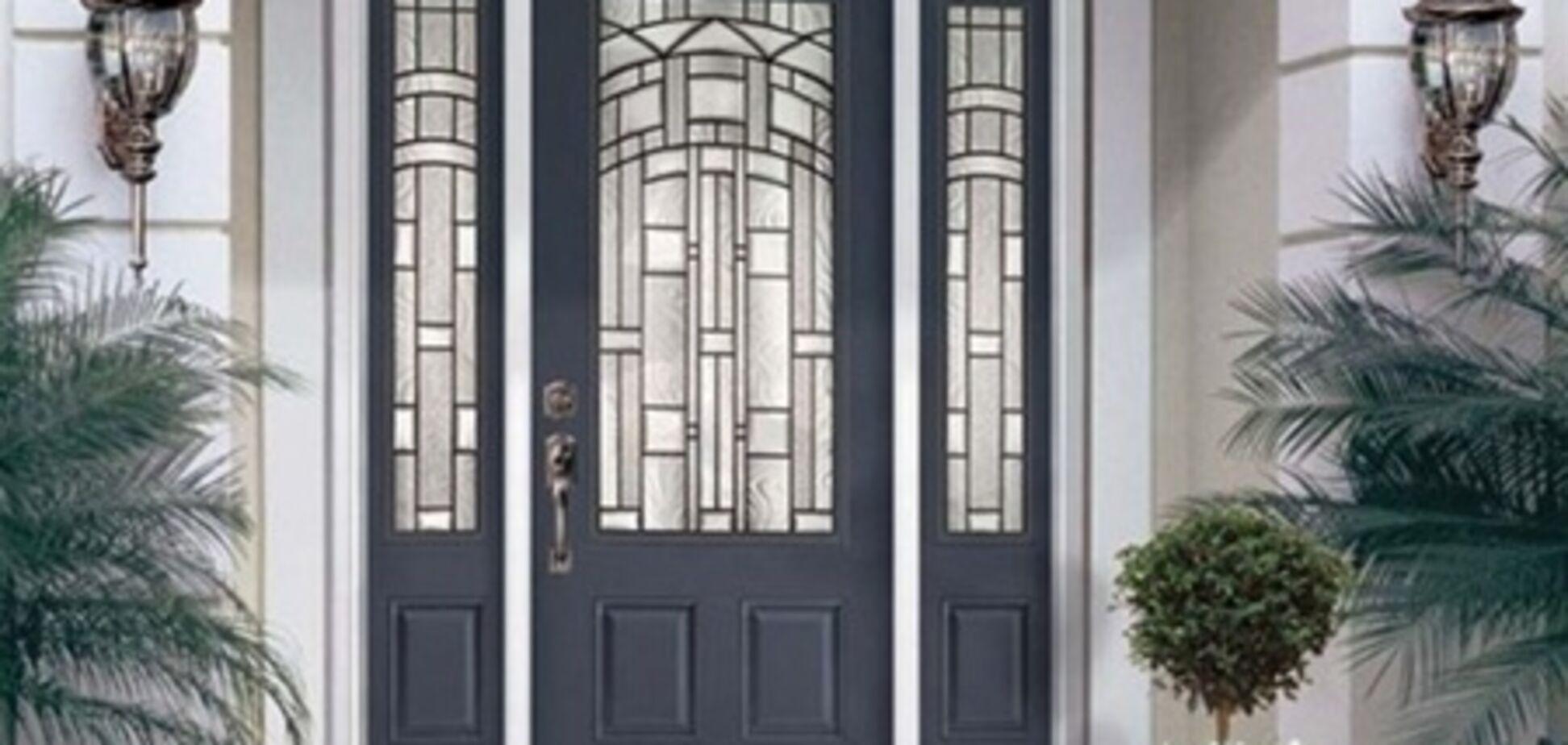 Особенности входных дверей из стали