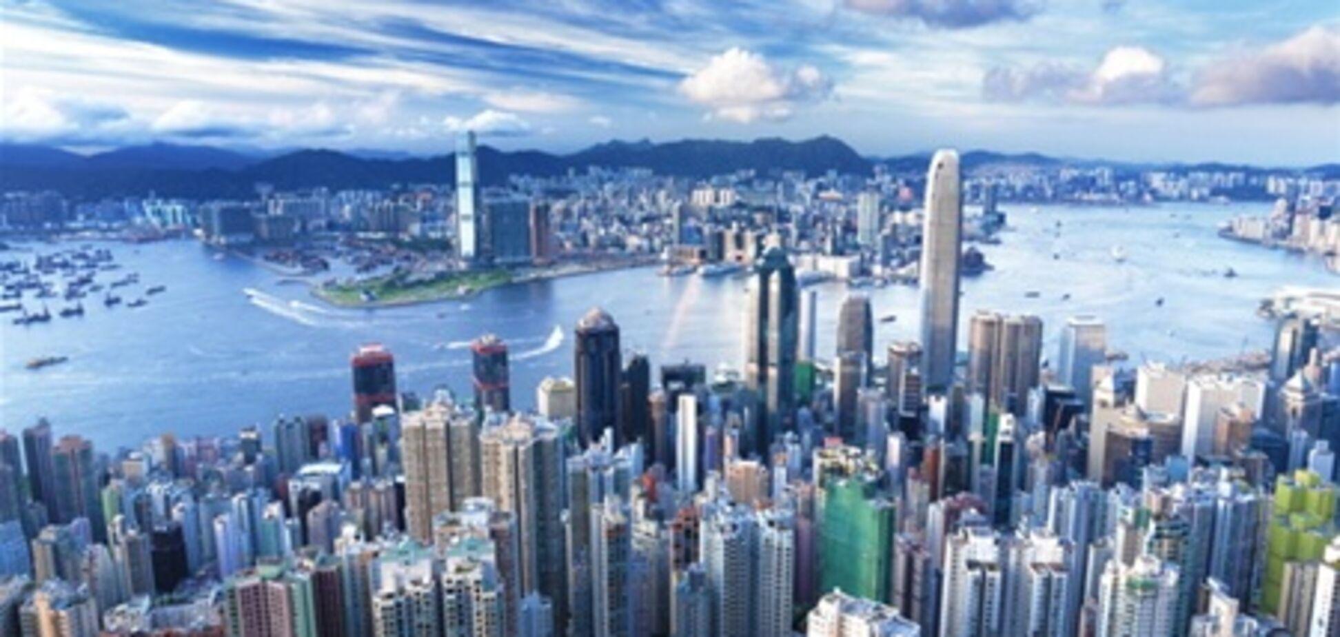 Самая дорогая аренда — в Гонконге