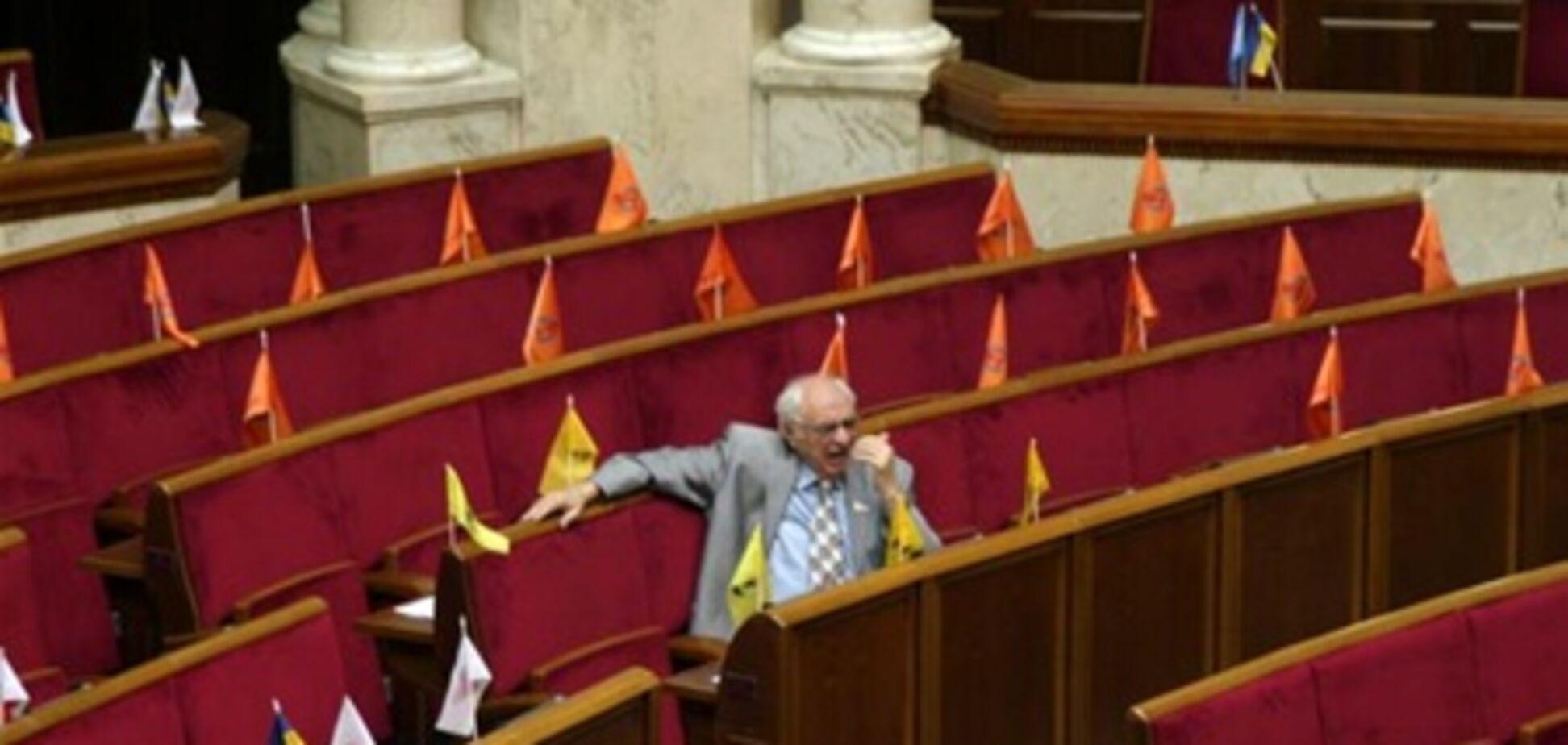 200 депутатів стали бездомними