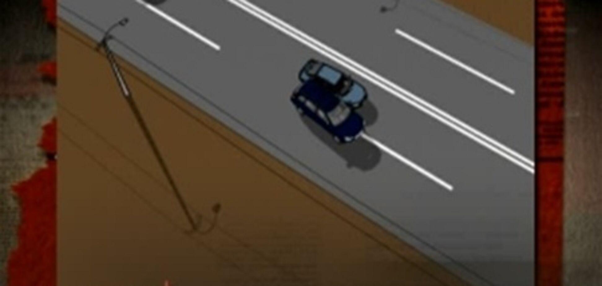 У машину глави МВС врізався позашляховик - ЗМІ. Відео