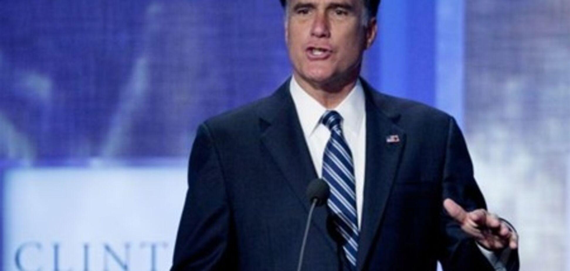 Ромни возвращается в бизнес