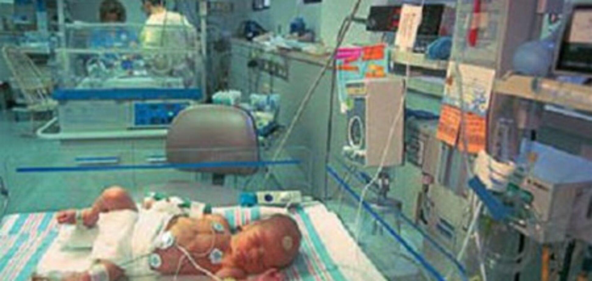 У Луганську через негоду від світла відключалася дитяча лікарня