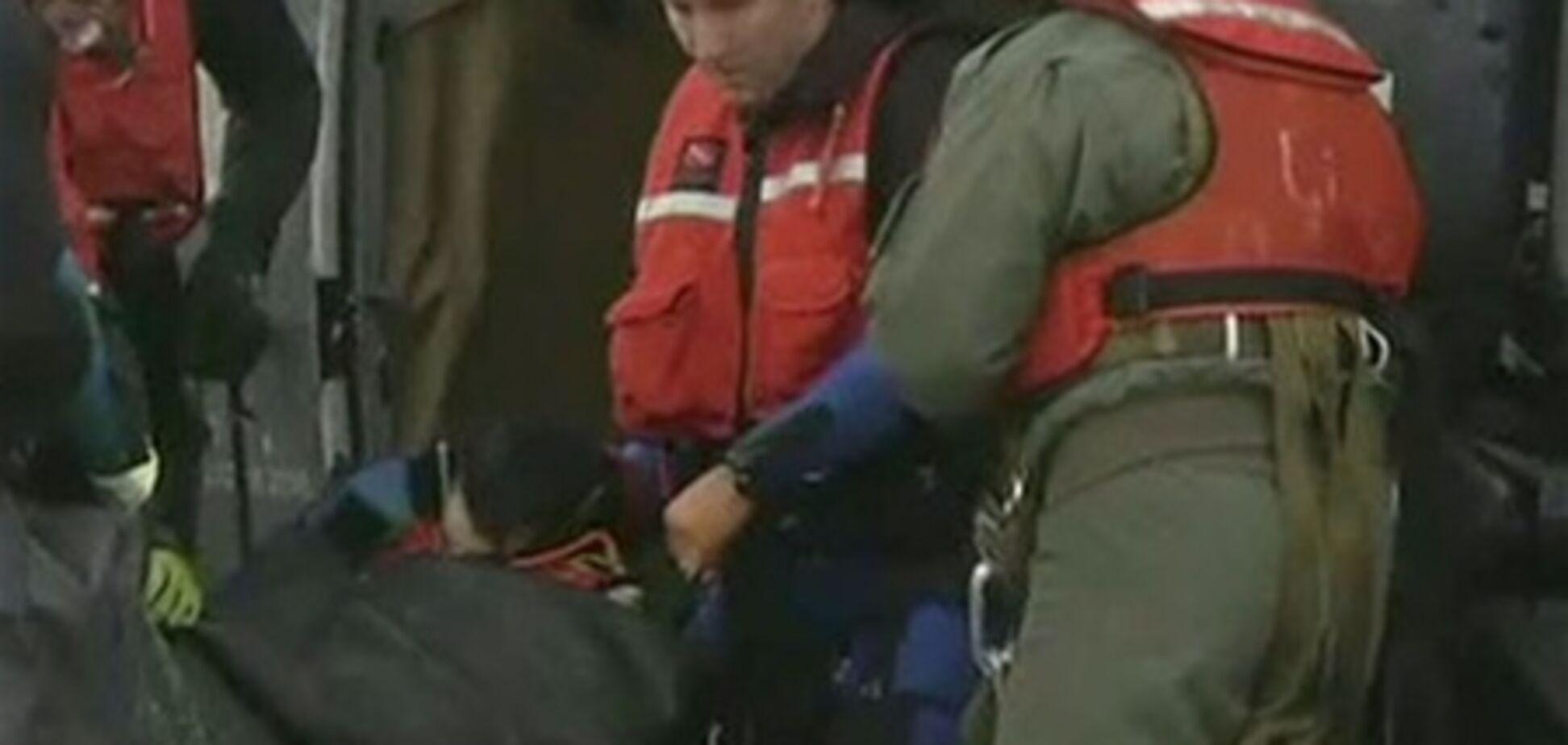 МЗС: пошуки моряків із затонулого в Туции судна тривають