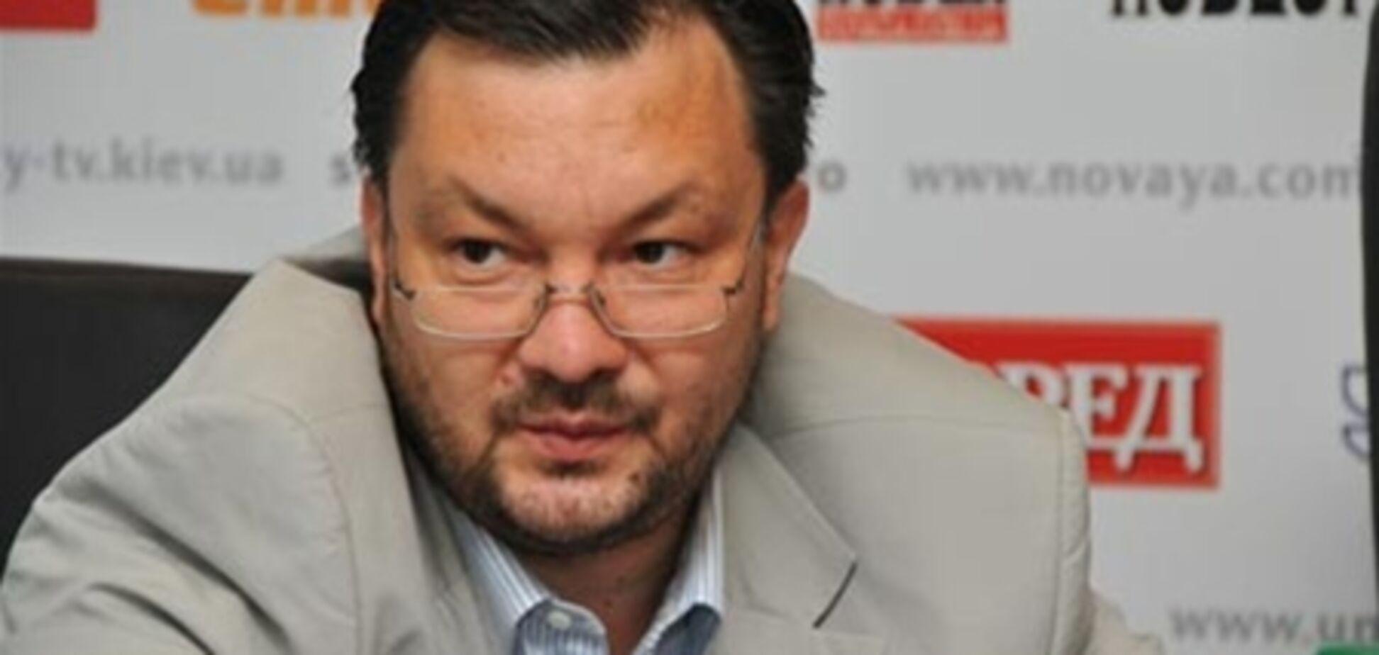 Чому Власенко не може визнати співпрацю БЮТ з Ridge Consulting?