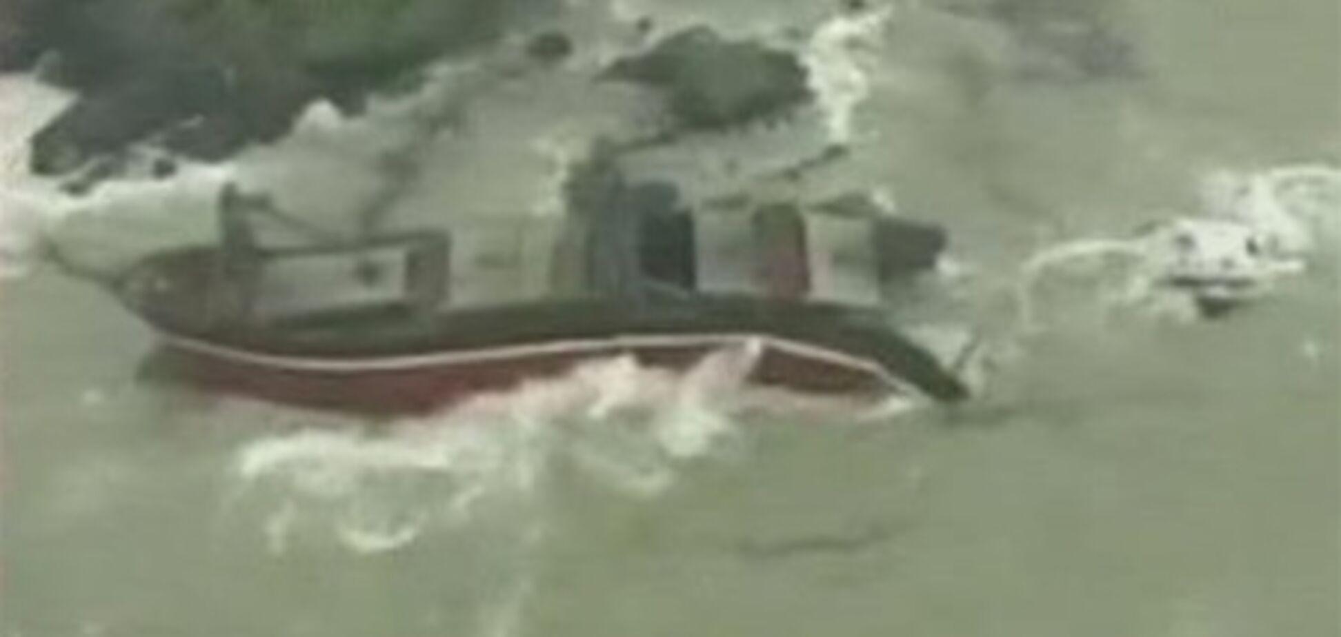 Тіла українських моряків будуть шукати водолази