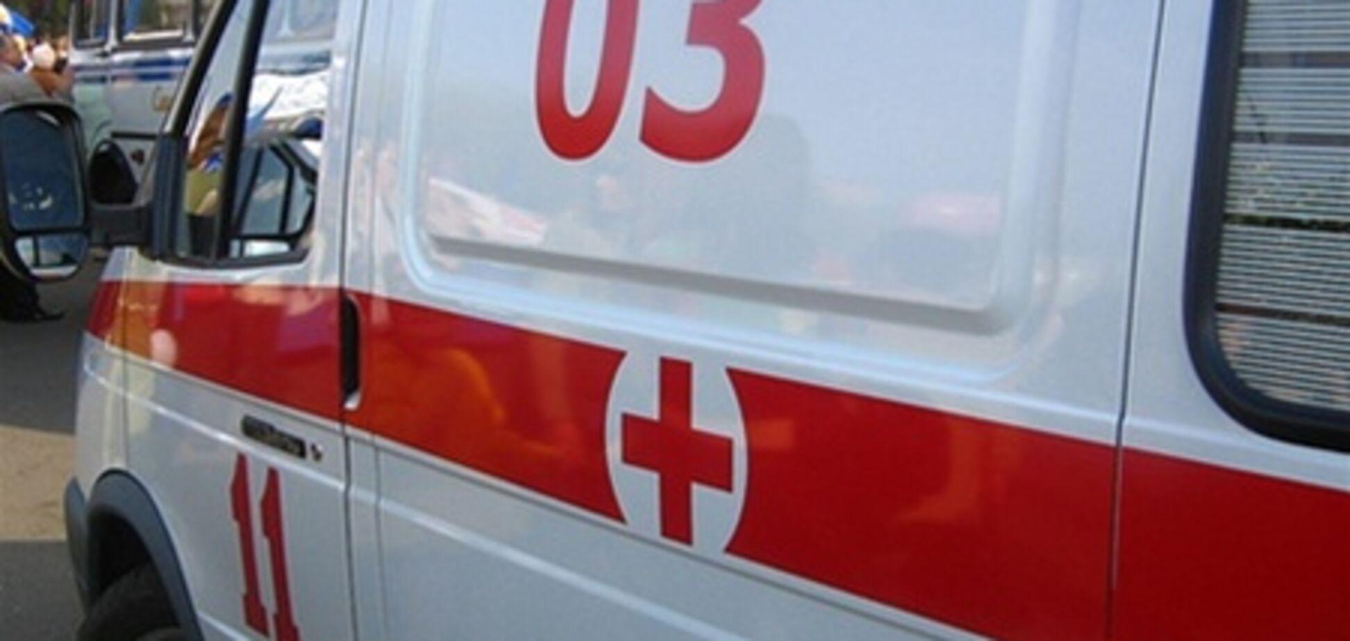 На Полтавщині кондуктор побила пасажира