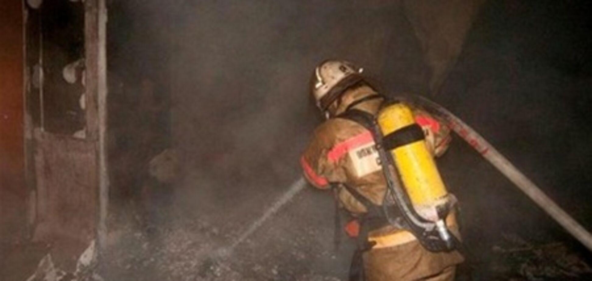В Одесі згорів будівельний вагончик: двоє загинули
