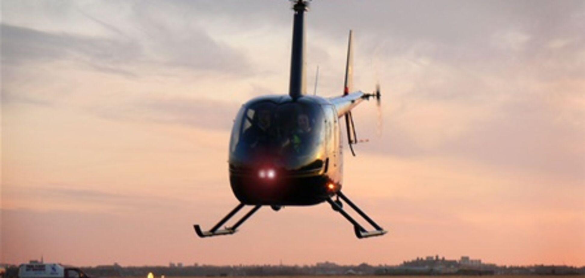 У Росії шукають зниклий приватний вертоліт