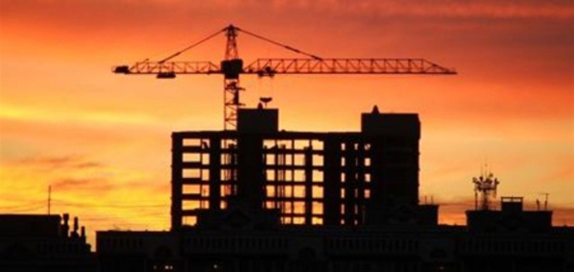 Кризис может остановить рынок недвижимости на месяц