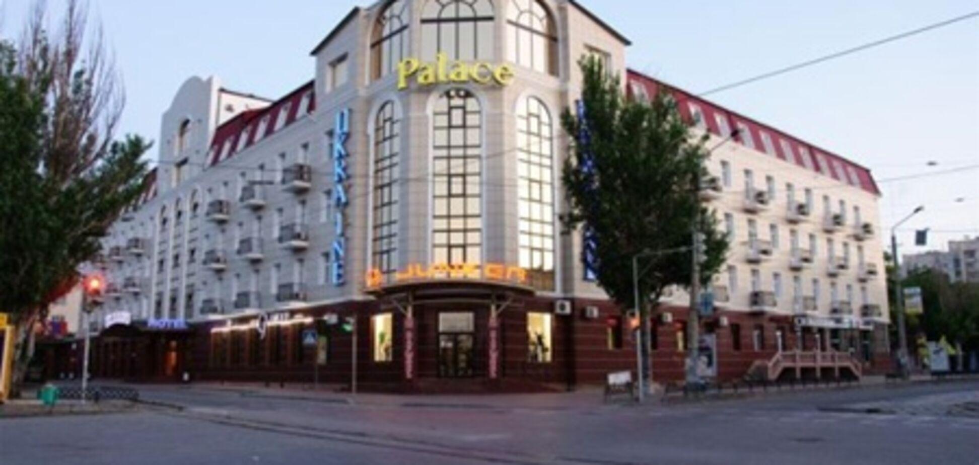 В Украине 7 сетевых отелей мирового уровня