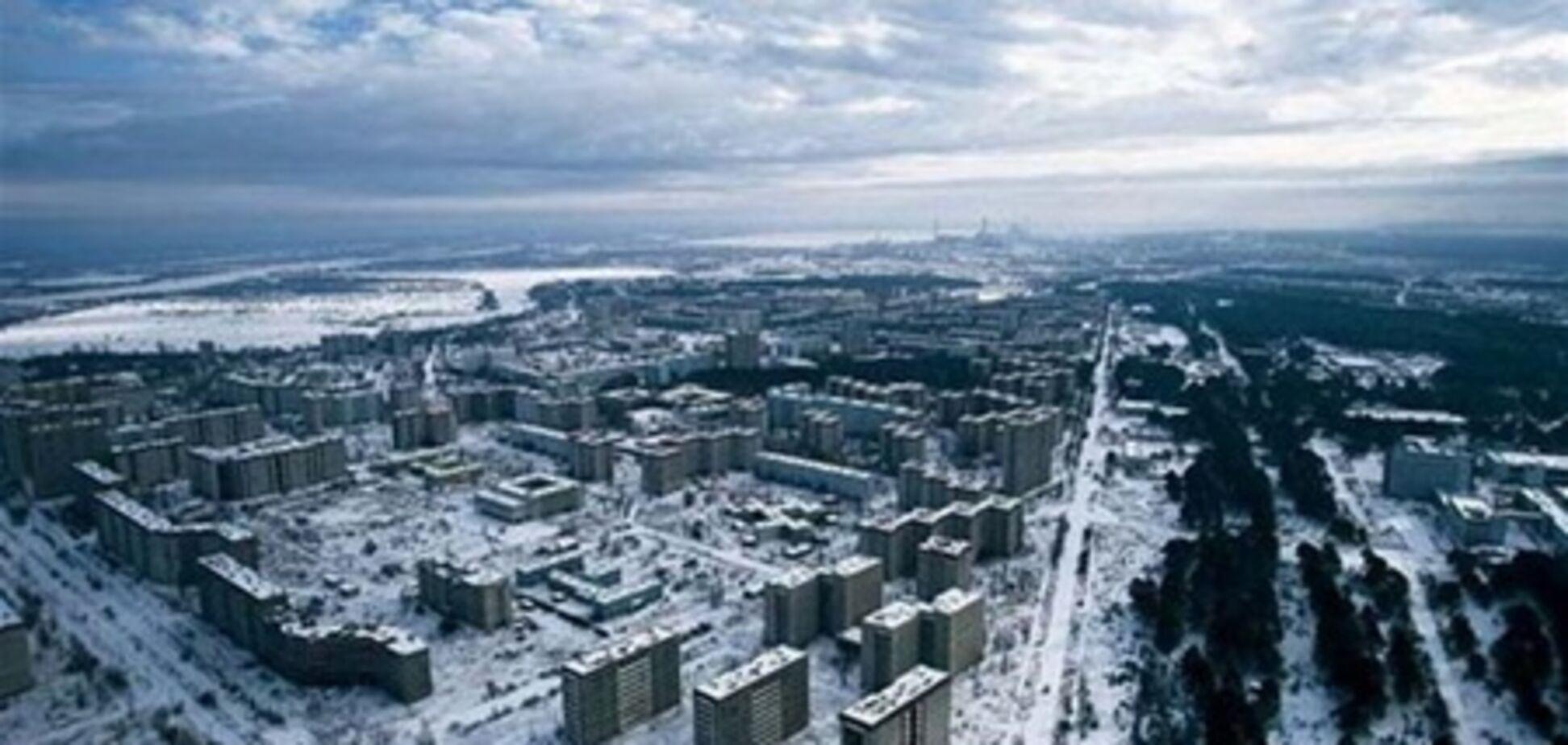 В Чернобыле построят ядерный могильник