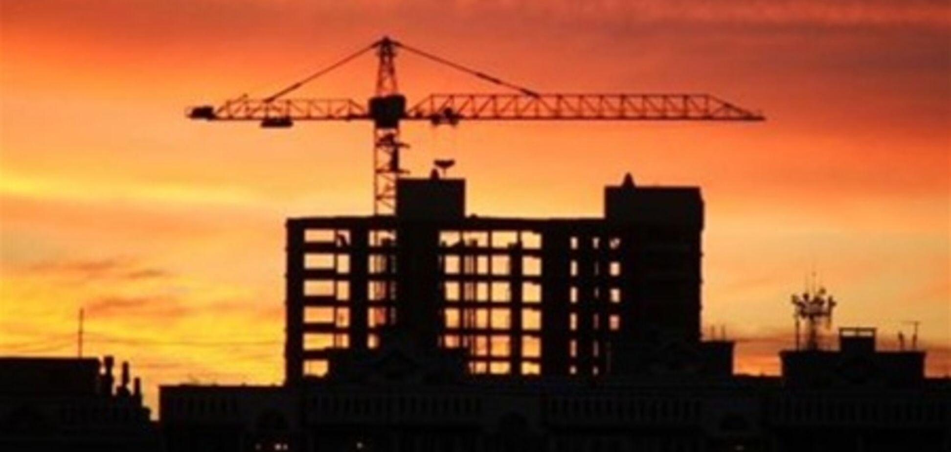 Украинский рынок недвижимости замерзнет на месяц