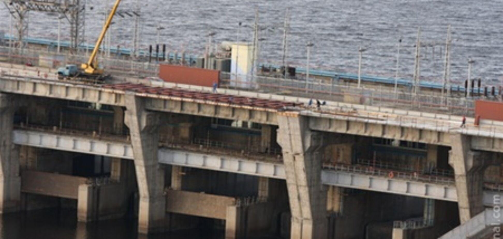 Дамба Киевской гидроэлектростанции не разрушится - ученый