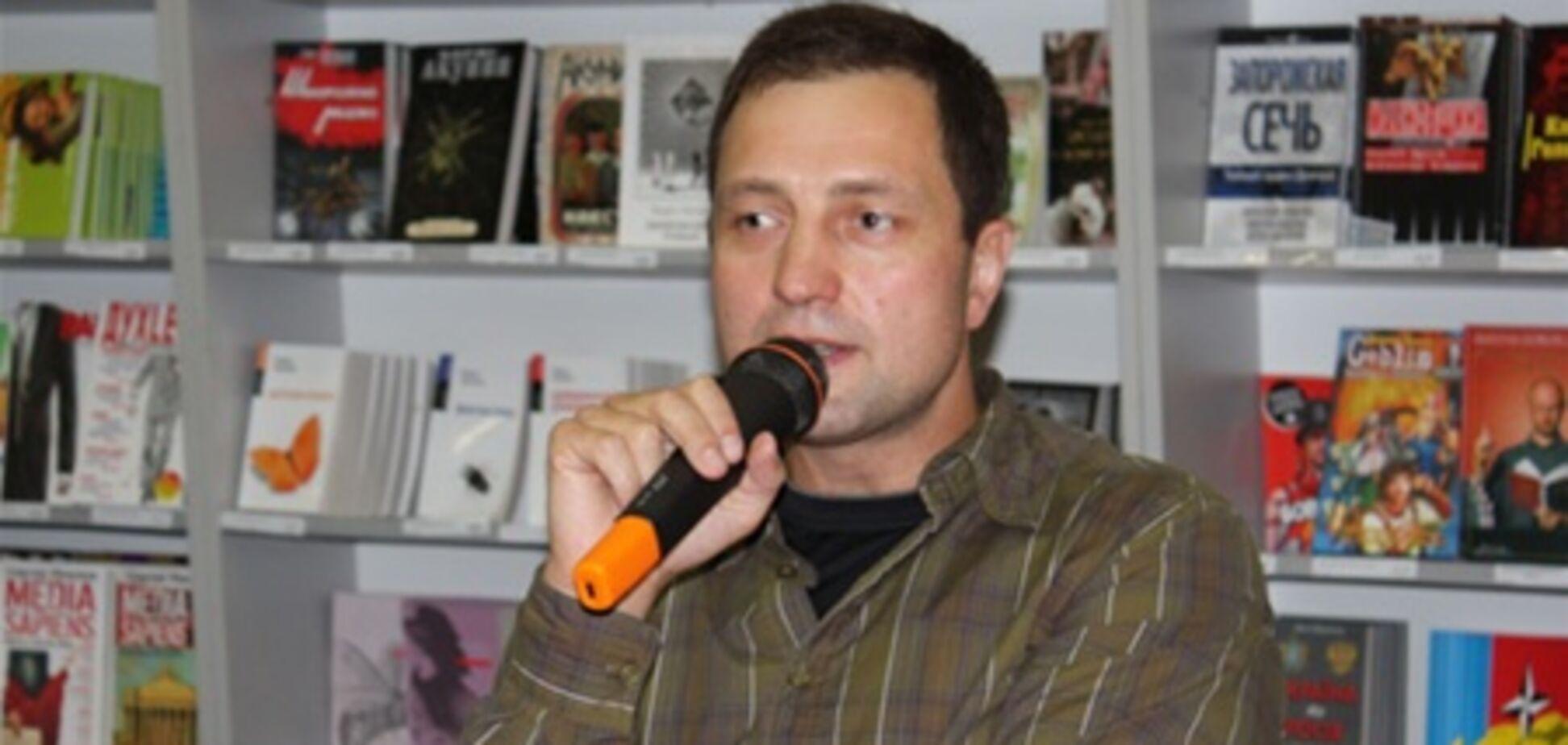 Валентин Бадрак: «К войне нового типа мы не готовы»