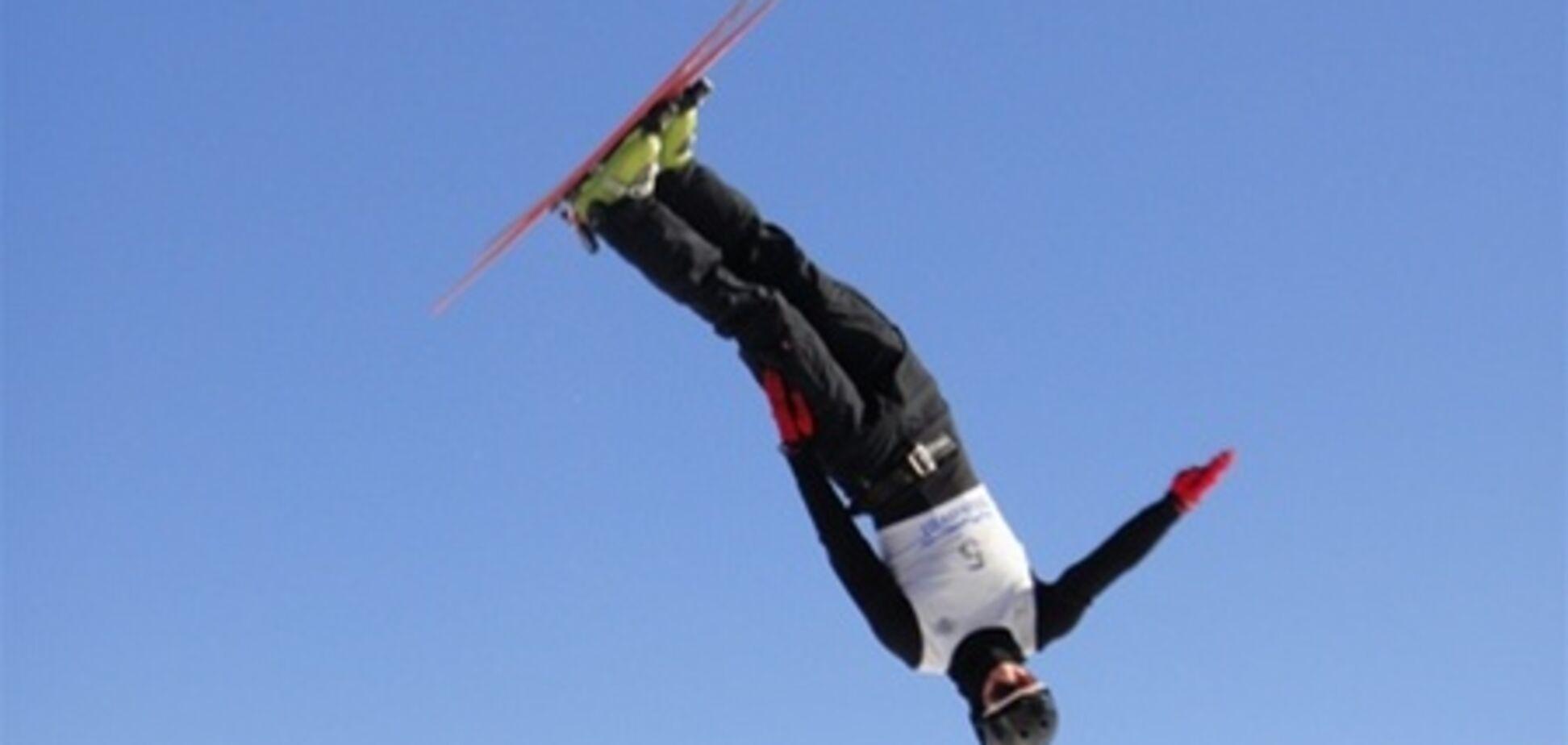 При поддержке бренда «Хортиця» состоялся кубок Европы по лыжному фристайлу